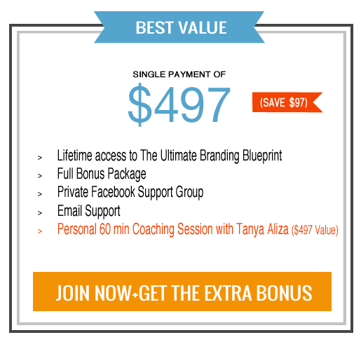 The ultimate branding blueprint tanya aliza products sales funnel in just a few weeks im giving you the opportunity to enroll in the ultimate branding blueprint today at the special promo price of just malvernweather Gallery